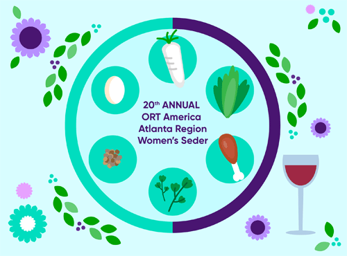 20th Annual ORT Women's Seder