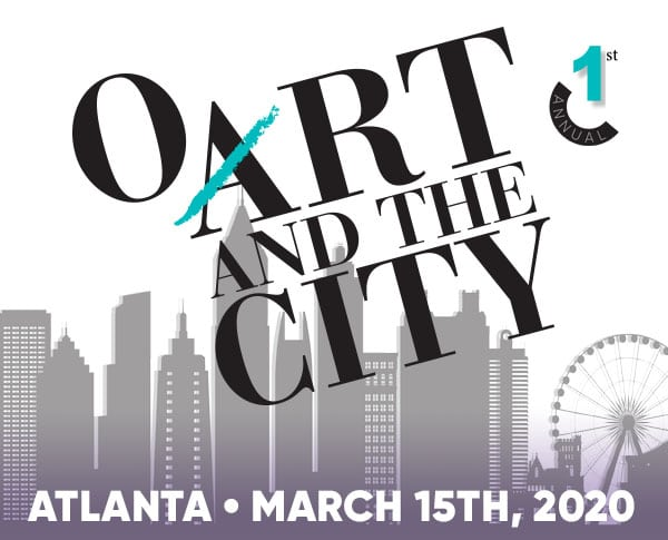 "1st Annual ""O/ART and the City"" Fundraiser Focuses on Inspiration by Education @ The Stave Room"